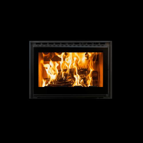 Recuperador de calor a ar e lenha Artek Vision